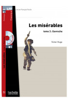 Купити - Книжки - Les Miserables tome 3 Gavroche (+ CD audio MP3)