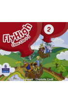Купить - Книги - Fly High 2 Class Audio CDs (3)