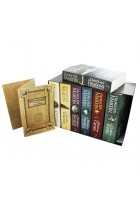 Купить - Книги - A Song Of Ice And Fire. 7 Book Collectable Box Set With Westeros And Free Cities Poster Map