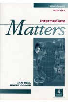 Купить - Книги - Intermediate Matters. Workbook