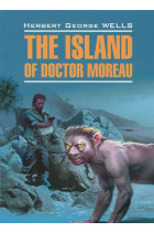 Купить - Книги - The Island of Doctor Moreau