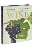 Купить - Книги - The World Atlas of Wine