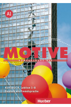 Купить - Книги - Motive. Kursbuch A1 Lektion 1-8