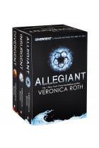 Купити - Книжки - Divergent Trilogy. Boxed Set (Books 1-3)