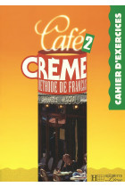 Купить - Книги - Cafe Creme 2. Cahier D'Exercices