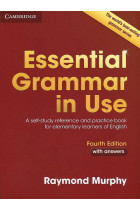 Купити - Книжки - Essential Grammar in Use: A Self-Study Reference and Practice Book for Elementary Learners of English: With Answers