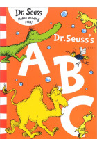 Купить - Книги - Dr. Seuss's ABC. Blue Back Book