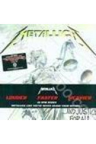 Купить - Музыка - Metallica: ...And Justice for All (4 LP Deluxe Edition) (Import)