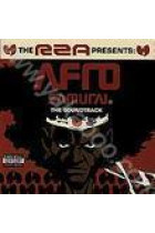 Купить - Музыка театра и кино - Original Soundtrack: Afro Samurai. Music by RZA