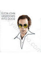Купить - Поп - Elton John: Greatest Hits 1970-2002