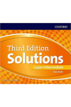 Купити - Аудіокниги - Solutions. Upper-Intermediate. Class Audio CDs