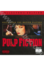 Купить - Рок - Original Soundtrack: Pulp Fiction. Collector's Edition