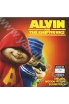 Купить - Музыка театра и кино - Original Soundtrack: Alvin and the Chipmunks