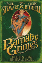 Купити - Книжки - Barnaby Grimes: Return of the Emerald Skull
