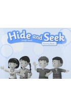 Купить - Книги - Hide & Seek: Activity Book Level 1