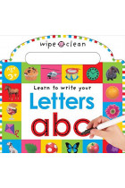 Купить - Книги - Wipe Clean Learning Letters (Wipe Clean Write and Learn)