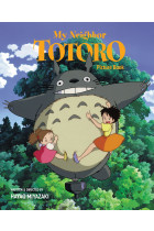 Купить - Книги - My Neighbor Totoro Picture Book