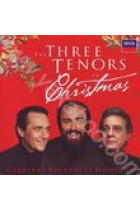 Купить - Музыка для праздников - Jose Carreras, Luciano Pavarotti, Placido Domingo: The Three Tenors at Christmas