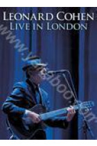 Купить - Музыка - Leonard Cohen: Live in London (DVD)
