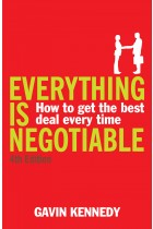 Купить - Книги - Everything is Negotiable