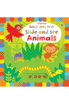 BVF Slide and See Animals