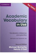 Купить - Книги - Academic Vocabulary in Use with Answers 2nd Edition