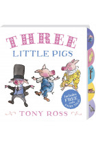 Купить - Книги - My Favourite Fairy Tale Board Book: Three Little Pigs