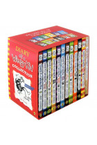 Купити - Книжки - Diary Of A Wimpy Kid Collection. 12 Book Slipcase
