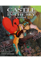Купить - Книги - Castle in the Sky Picture Book