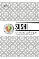 Купити - Книжки - Sushi Taste and Technique