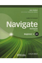 Купить - Книги - Buy from Navigate A1 Beginner Workbook with CD (with key)