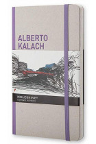 Купить - Блокноты - Книга Moleskine Inspiration and Process in Architecture Alberto Kalach (AP008)