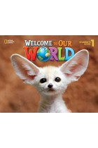 Купить - Книги - Welcome to Our World 1 Students Book