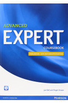 Купить - Книги - Advanced Expert (3rd Edition) Coursebook with Audio CD