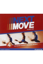 Купить - Книги - Next Move 4 Class Audio CDs