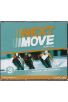 Купить - Книги - Next Move 3 Class Audio CDs
