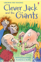 Купить - Книги - Clever Jack and the Giants