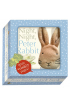 Купить - Книги - Night, Night, Peter Rabbit