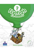 Купити - Книжки - Fly High 3 Fun Grammar with Audio CD