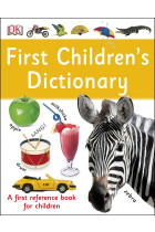 Купить - Книги - First Children's Dictionary: A First Reference Book for Children
