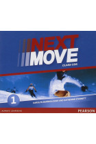 Купить - Книги - Next Move 1 Class Audio CDs