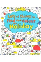 Купить - Книги - Lots of Things to Find and Colour: On Holiday