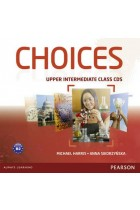 Купить - Книги - Choices Upper Intermediate Class Audio CDs (6)