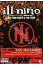 Купить - Рок - Ill Nino: Live from the Eye of the Storm (DVD)