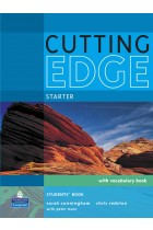 Купить - Книги - Cutting Edge. Starter. Students' Book (+ CD-ROM)