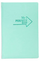 Купити - Блокноти - Мотивуючий планер LifeFLUX Planner My perfect day М'ятний (LFPLRLMI014)