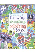 Купити - Книжки - Drawing, Doodling and Colouring for Boys