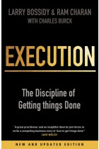 Купити - Книжки - Execution. The Discipline of Getting Things Done (Revised edition)