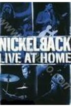 Купить - Рок - Nickelback: Live at Home (DVD)