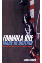 Купить - Книги - Formula One: Made In Britain